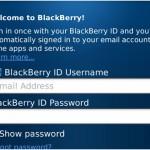 Cara Daftar Blackberry ID Pada PC dan HP