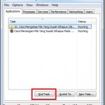 Cara Menangani File Yang Susah Dihapus Pada OS Windows