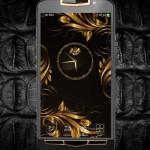 Spesifikasi GEMRY R12, Hadirkan Kapasitas Baterai Jumbo Dan Desain Back Cover Dari Kulit Ular