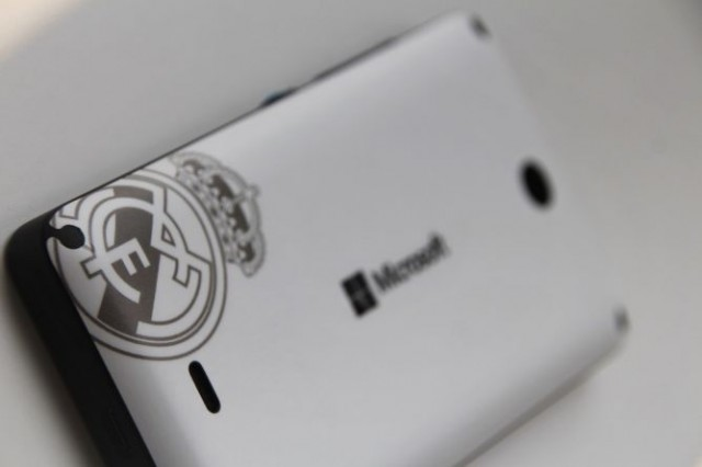 Lumia 430 Real Madrid Edition