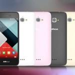 Harga InFocus M350e & InFocus M350, Spesifikasi Smartphone dengan Kamera Selfie 8MP