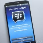 Trik Mengganti Tema BBM di Android