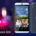 Spesifikasi HTC Desire 826, Resmi Dirilis Di India Seharga Rp 5,6 Juta