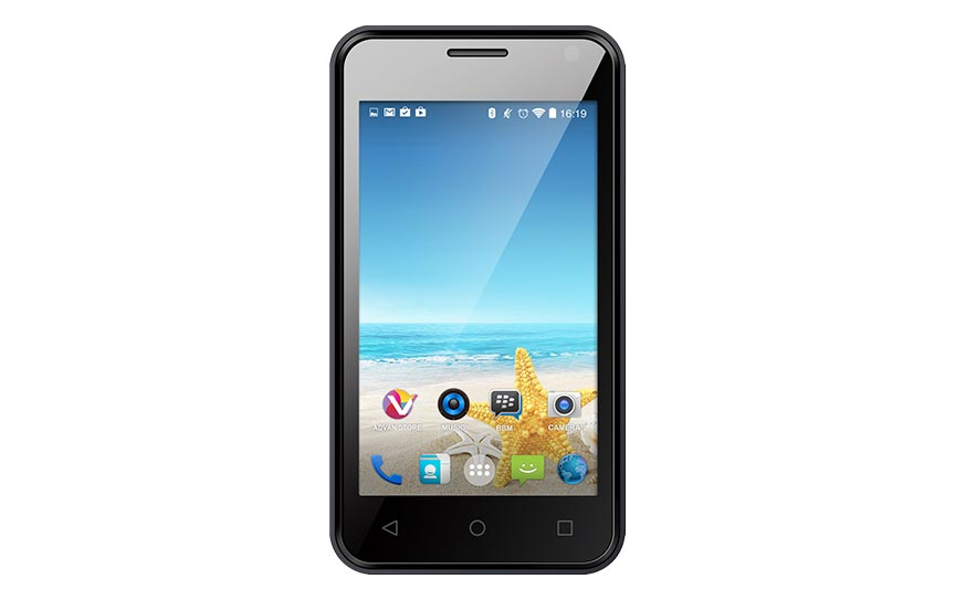 Spesifikasi Advan S4M Smartphone Android KitKat Harga 600 Ribuan