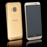 Spesifikasi HTC One M9 Gold, Varian Mewah Seharga Rp 30 Jutaan