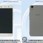 Spesifikasi Huawei Honor 4A, Segera Dirilis Setelah Sambangi Situs TENAA
