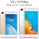 Spesifikasi Vivo V1, Hadirkan Teknologi Audio Premium Dan Kamera 13MP