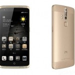 Spesifikasi ZTE Axon Lux, Slot MicroSD Mampu Tampung Data Hingga 128GB