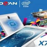 Spesifikasi Advan Vandroid X7, Resmi Diperkenalkan Dengan Kinerja Mantab Intel Atom X3