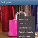 Cara Menyimpan Atau Save Foto Dari Instagram