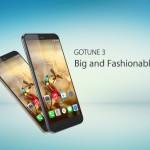Spesifikasi Accessgo Gotune 3, Smartphone Entry-Level Dengan Layar Seluas 5,5 inci