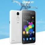 Spesifikasi ZTE Blade A1, Smartphone Sejutaan Pertama Yang Mengusung Sensor Sidik Jari