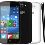 Smartphone 4G LTE Murah Berbasis Windows Bernama Bush Eluma Resmi Dirilis Di Inggris