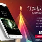 Smartphone $106 Bernama Red Pepper Note 3 Resmi Dirilis Dengan Spesifikasi Premium