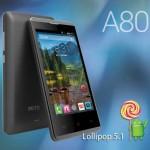 Spesifikasi Mito A80 Fantasy Lite, Smartphone Murah Hadirkan OS Lollipop Terbaru