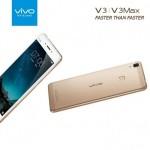 Spesifikasi Vivo V3Max, Smartphone Super Cepat Resmi Dirilis