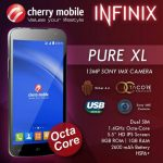 Harga Cherry Mobile Infinix Pure XL, Spesifikasi Kamera 13MP