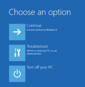 Cara Masuk Safe Mode Windows 8