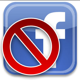 cara hapus akun facebook permanen