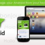 Cara Mengendalikan HP Android dari Komputer