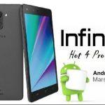 Spesifikasi dan Harga Infinix Hot 4 Pro, Smartphone 4G Baterai 4000mAh