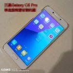 Spesifikasi Samsung Galaxy C7 Pro, Smartphone Android dengan RAM 4GB