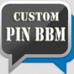 Trik dan Cara Membuat Custom PIN BBM Sendiri
