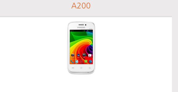 Evercoss A200,Android murah,Hp 500 ribuan
