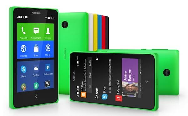 Harga HP Nokia X Android, Lumia & Asha Bulan Agustus 2014