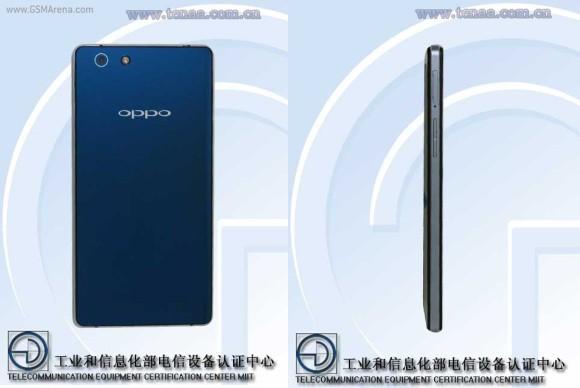 Spesifikasi Oppo R8205 dan Oppo R8200, Smartphone 4G LTE Usung Kamera 13 MP