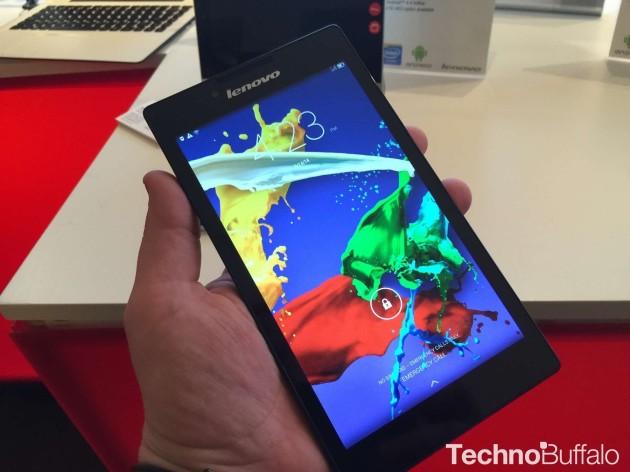 Spesifikasi dan Harga Lenovo Tab 2 A7, Tablet Android KitKat Quad Core