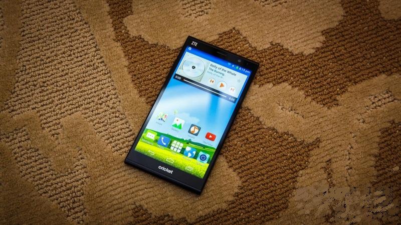 ZTE Grand X Max X+, Spesifikasi Phablet 4G LTE Harga 2,5 Jutaan
