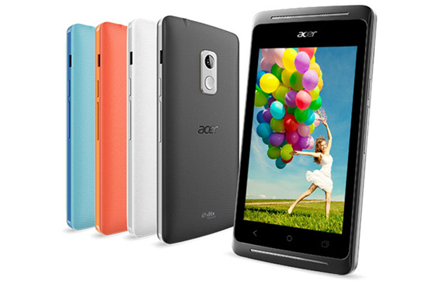 Spesifikasi Acer Liquid Z205