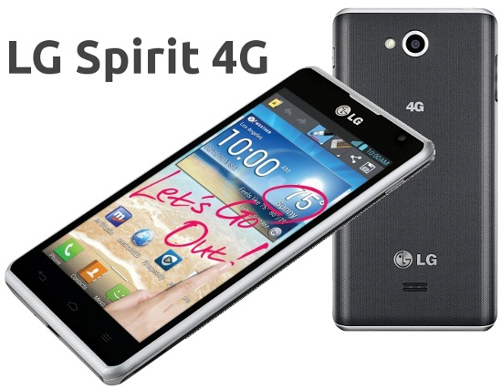 Spesifikasi LG Spirit 4G