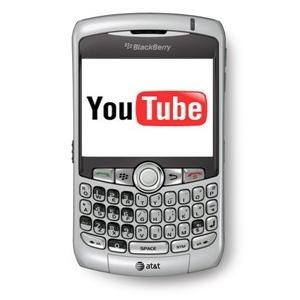Download Video Youtube di Blackberry