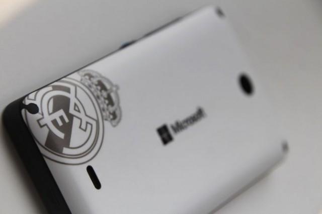 Lumia 430 Real Madrid Edition