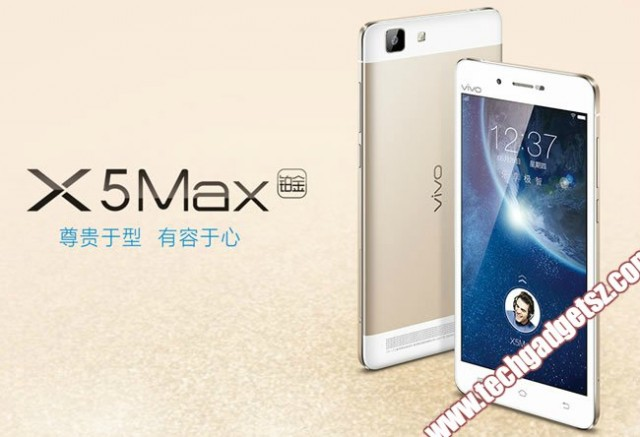 Vivo X5 Max Platinum Edition