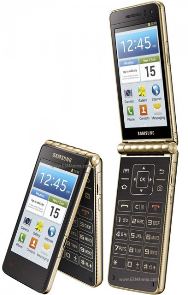 Samsung Galaxy Golden 3