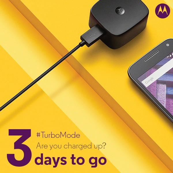 Motorola Moto G Turbo Edition
