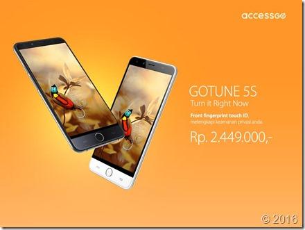 AccessGo Gotune 5S