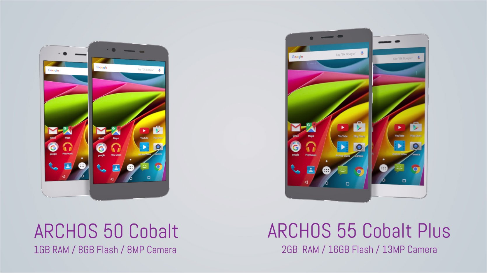 Archos 50 Cobalt