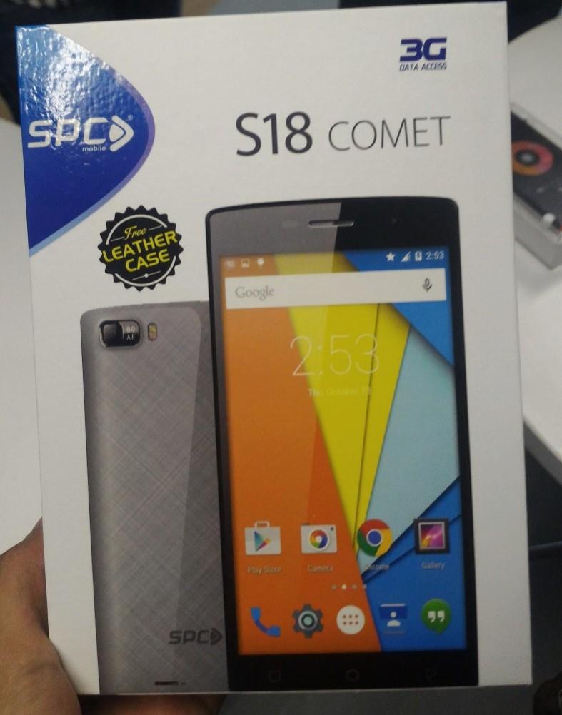 SPC Mobile S18