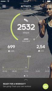 Aplikasi Android untuk olahraga