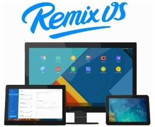 cara install remix os pada perangkat komputer